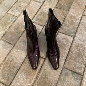 Aquatalia Ankle Boots made in Italy